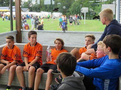 D männlich - Rasenturnier in Mühlheim am 19. August 2017