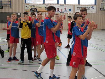 C männlich - Saison 2018/2019